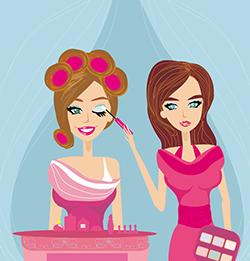 Make-Up-Lessons