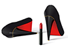 shoe-and-lipstick